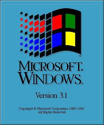 互联网:windows各版本启动画面大回顾