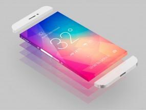 据说是iPhone20的概念设计图