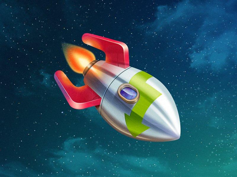 六年级环保小制作火箭