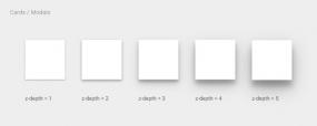 Material Design引领的设计趋势