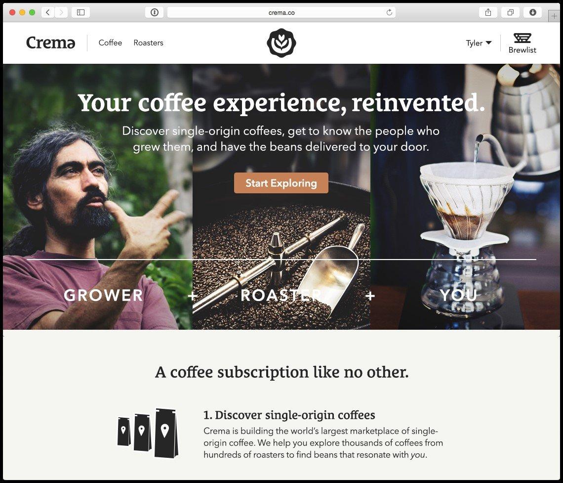 当设计师遇上咖啡