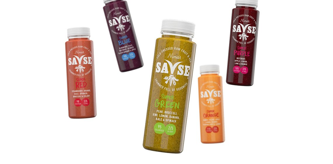 Drink your greens! - SaVse Smoothies