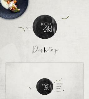 New website for restaurant