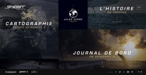 Spindrift Racing X Jules Verne Trophy