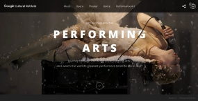 Google - Performing Arts