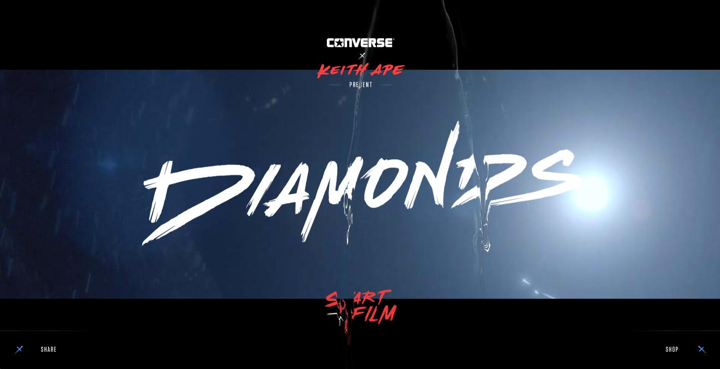 Converse Diamonds