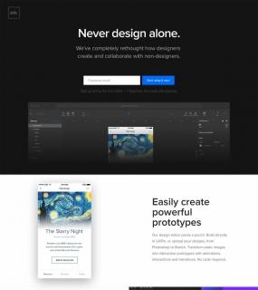 UXPin - Never design alone.