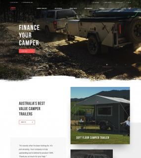 01 campers homepage
