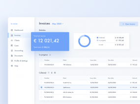 Invoice App for desktop