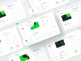 Platora Dashboard on BEHANCE