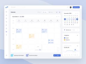 Bank - Calendar