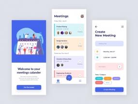 Meeting Scheduler App Design