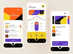 Physical Excercise Tracker
