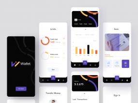 Wallet Bank App