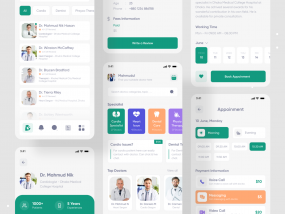 DoctorPoint _ Doctor Consultant Mobile App