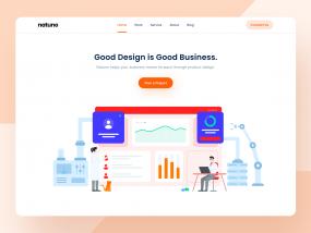 Homepage - Illustration Exploration