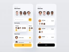 Split Bill App