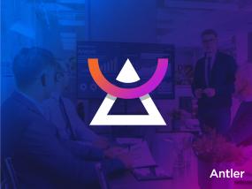 Antler Logo Design | Global Payroll Solution