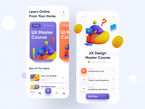 Online Courses Mobile App
