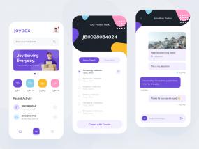 Joybox Mobile App Exploration