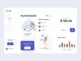 Personal Assistant Dashboard
