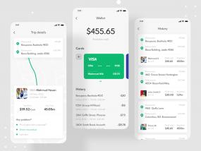 Ride Sharing Mobile App - Passenger App