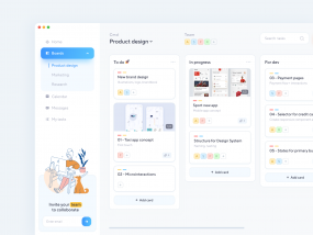 Task manager / Boards