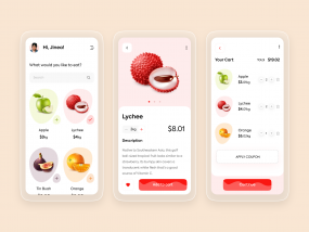 Food App To Buy Fruits