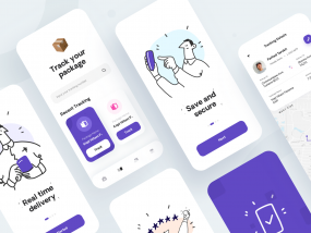 Miber - Delivery & Tracking App