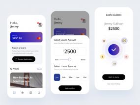 Loans Mobile App Exploration