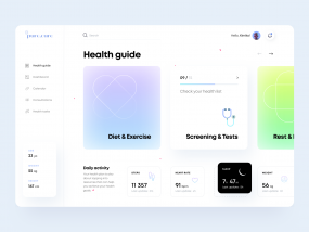 Health Guide - Web App