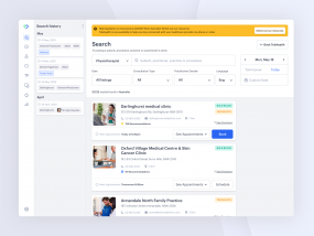 Medical Management Platform pt2.
