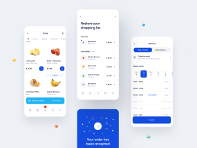 Click & Collect - Reinventing Online Grocery Shopping Experience