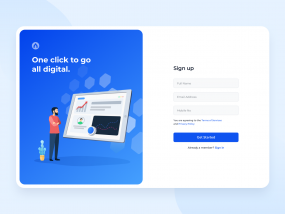Signup - Onboarding
