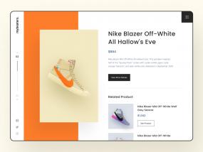 Sneakers Shop Exploration
