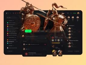 Steam Redesign 🎮