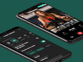 Fitness App Design Concept