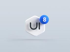 UI8 3D Icon for Mac OS Big Sur