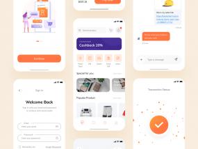 Tokoto E-Commerce | Continue