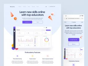 ProAcademy Online Learning Platform