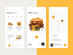 Foodmo - Food Delivery App
