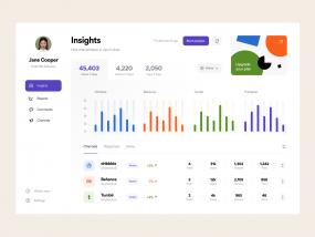 Social analytics: Insights