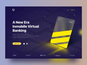 Virtual bank — Websites