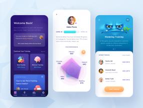 Brain Training App.
