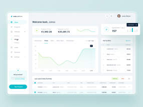 Tradedoubler — SMB Platform 📊