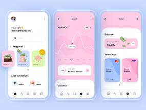 Fintech App - Mobile App