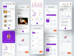 ULTRAFIT: Health and Fitness iOS App