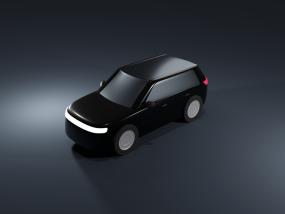 Splashscreen for a car app
