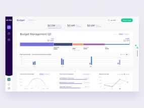 STOKE Platform - Budget management