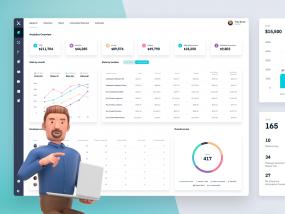Axle - Analytics Dashboard